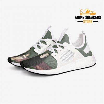 Ghibli Spirited Away Waiting Custom Nomad Shoes 3 / White Mens