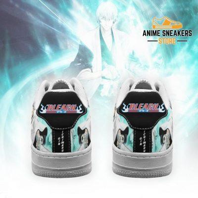 Gin Ichimaru Sneakers Bleach Anime Shoes Fan Gift Idea Pt05 Air Force