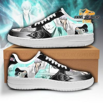 Gin Ichimaru Sneakers Bleach Anime Shoes Fan Gift Idea Pt05 Men / Us6.5 Air Force