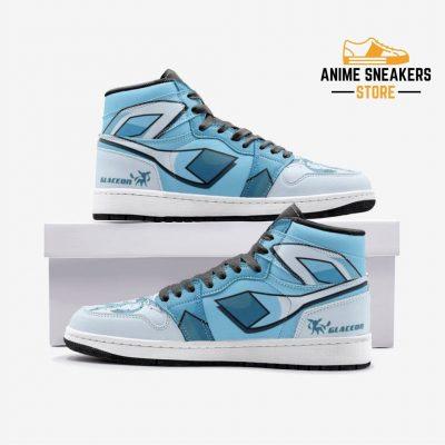Glaceon Pokémon Custom J-Force Shoes 3 / White Mens