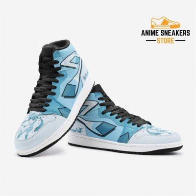 Glaceon Pokémon Custom J-Force Shoes Mens