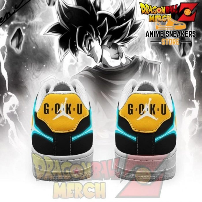 Goku Air Force Sneakers Custom Shoes No.3