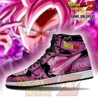 Goku Black Rose Jordan Sneakers No.10 Jd