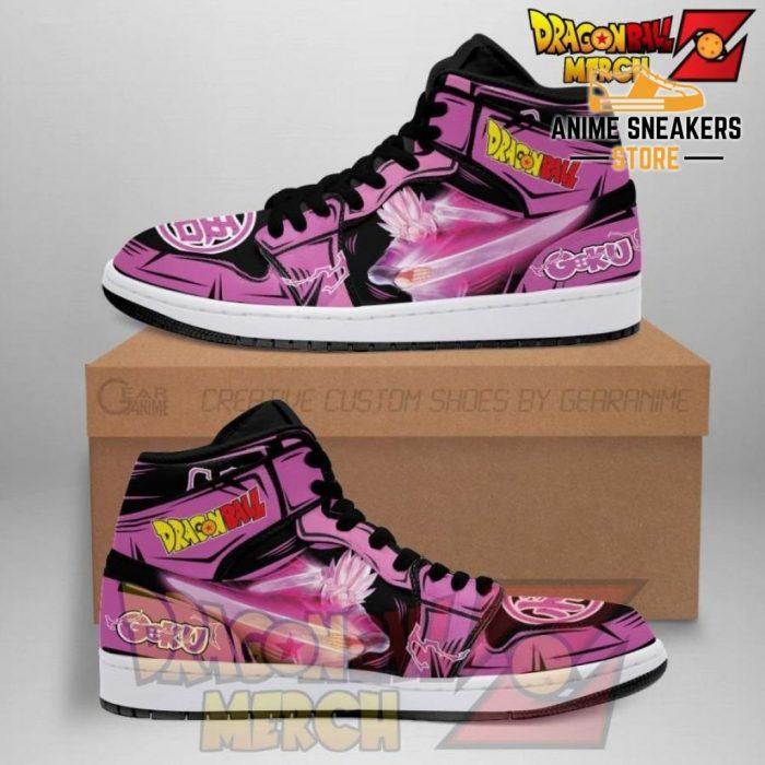 Goku Black Rose Jordan Sneakers No.10 Men / Us6.5 Jd