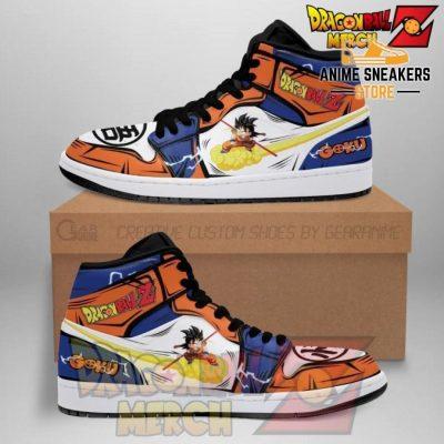 Goku Chico Jordan Sneakers No.2 Men / Us6.5 Jd