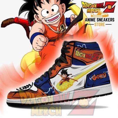 Goku Chico Jordan Sneakers No.2 Jd