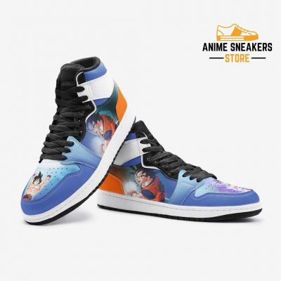 Goku Dragon Ball Custom J-Force Shoes Mens