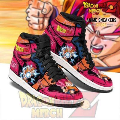 Goku God Jordan Sneakers No.7 Jd