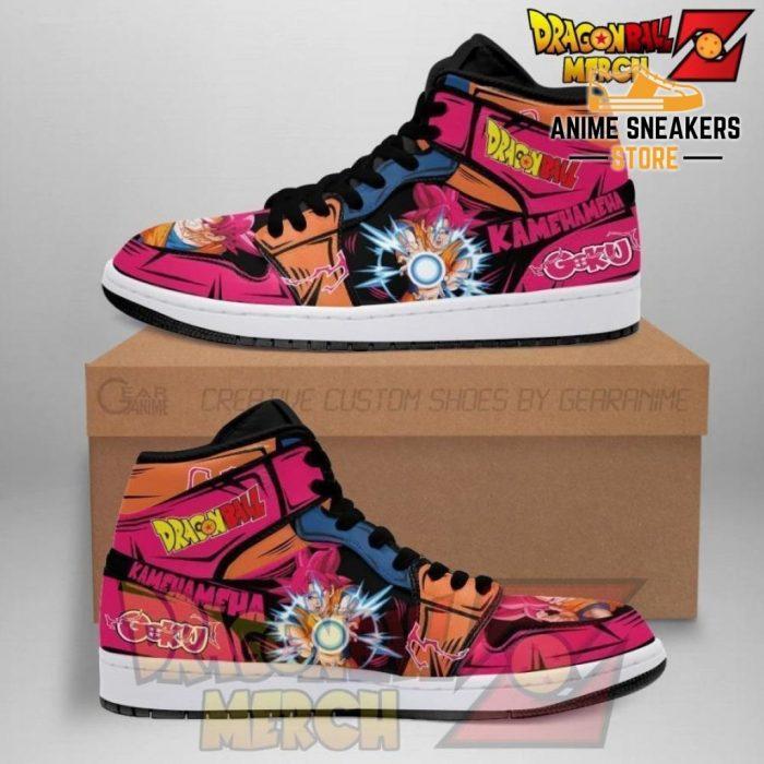 Goku God Jordan Sneakers No.7 Men / Us6.5 Jd