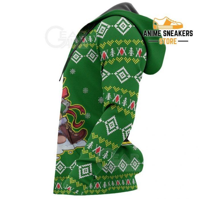 Gon & Killua Hxh Ugly Christmas Sweater Hunter X Anime Xmas All Over Printed Shirts