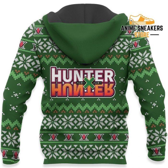 Gon Ugly Christmas Sweater Hunter X Anime Custom Xmas Clothes All Over Printed Shirts