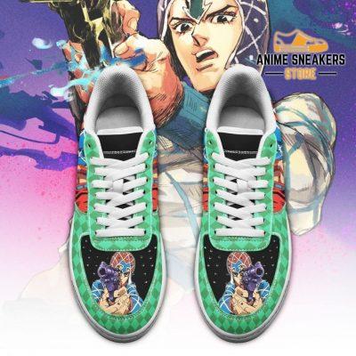 Guido Mista Sneakers Jojo Anime Shoes Fan Gift Idea Pt06 Air Force