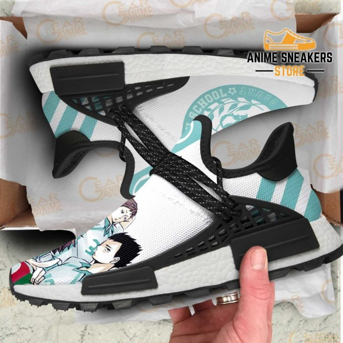Aoba Johsai High Shoes Haikyuu Custom Anime Pt11 Nmd