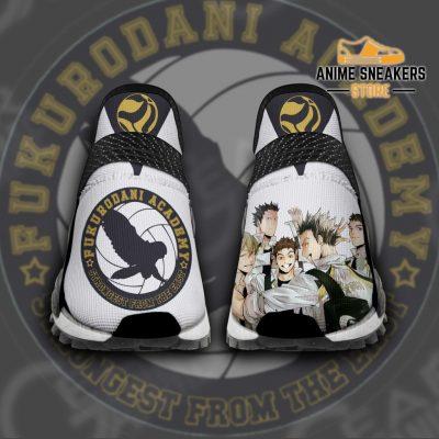 Fukurodani Academy Shoes Haikyuu Custom Anime Pt11 Men / Us6 Nmd