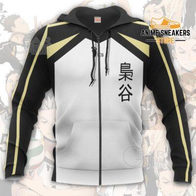 Haikyuu Fukurodani Academy Shirt Costume Anime Hoodie Sweater All Over Printed Shirts