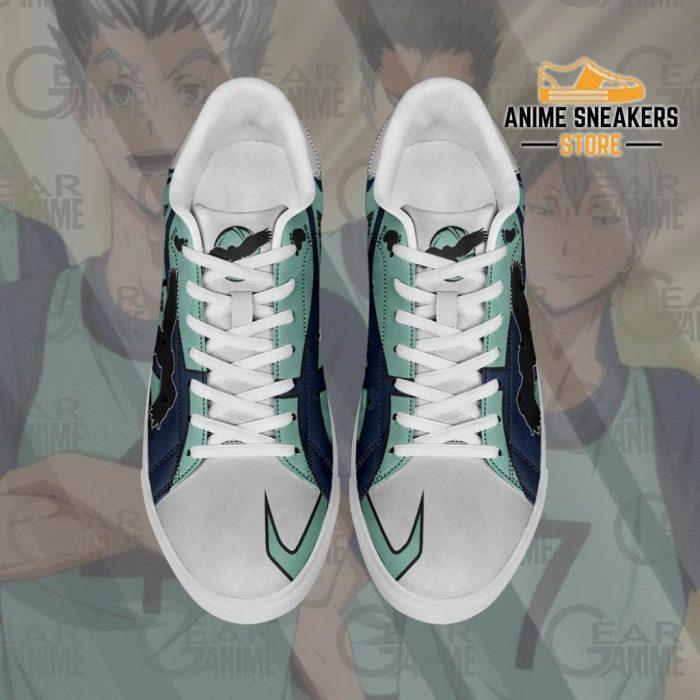 Fukurodani Academy Skate Shoes Haikyuu Anime Custom Pn10