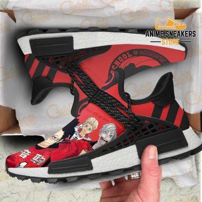 Nekoma High Shoes Haikyuu Custom Anime Pt11 Nmd