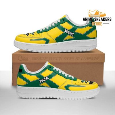 Haikyuu Nohebi Academy Sneakers Uniform Anime Shoes Men / Us6.5 Air Force