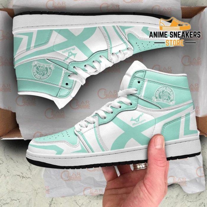 Aoba Johsai High Sneakers Haikyuu Anime Shoes Mn10 Jd