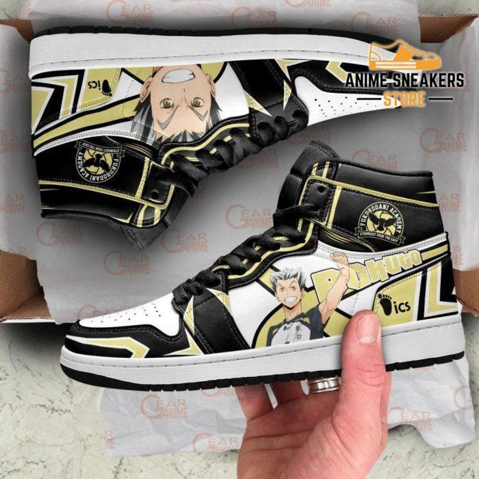 Fukurodani Bokuto Koutaro Sneakers Haikyuu Anime Shoes Mn10 Jd
