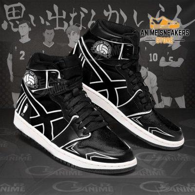 Inarizaki High Sneakers Haikyuu Custom Anime Shoes Mn10 Jd