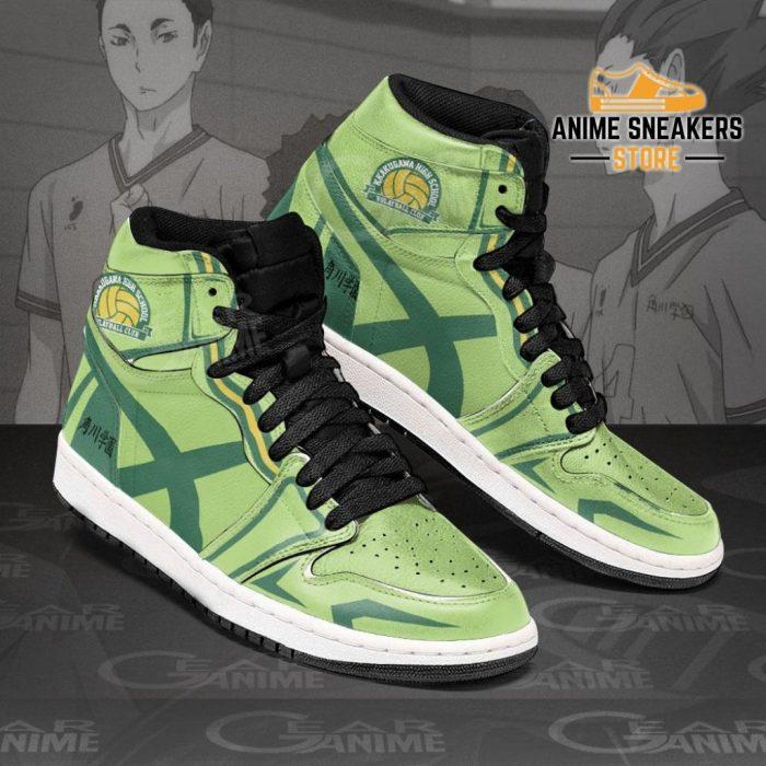 Kakugawa High Sneakers Haikyuu Anime Shoes Mn10 Jd