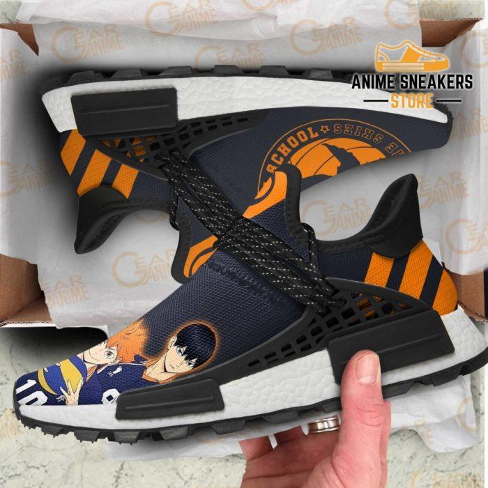 Karasuno High Shoes Haikyuu Custom Anime Pt11 Nmd