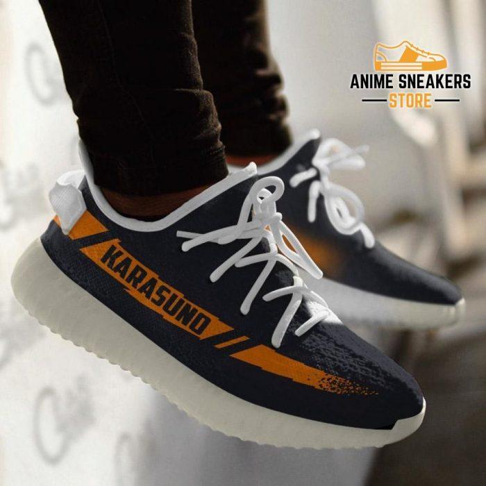 Karasuno High Shoes Haikyuu Anime Sneakers Tt11 Yeezy