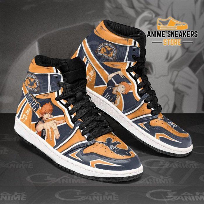 Karasuno Hinata Shoyo Sneakers Haikyuu Anime Shoes Mn10 Jd
