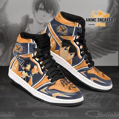 Karasuno Kageyama Tobio Sneakers Haikyuu Anime Shoes Mn10 Jd