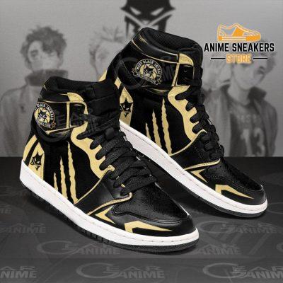 Msby Black Jackals Shoes Haikyuu Custom Anime Mn10 Jd Sneakers