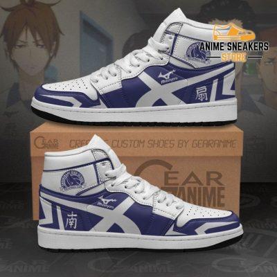 Ohgiminami High Sneakers Haikyuu Anime Shoes Mn10 Men / Us6.5 Jd