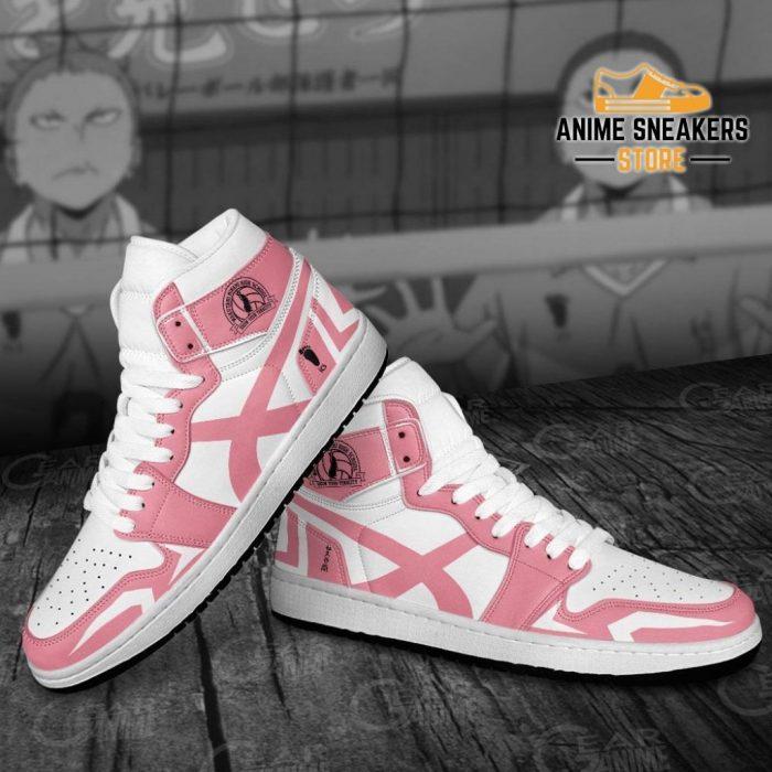 Wakutani Minami High Sneakers Haikyuu Anime Shoes Mn10 Jd