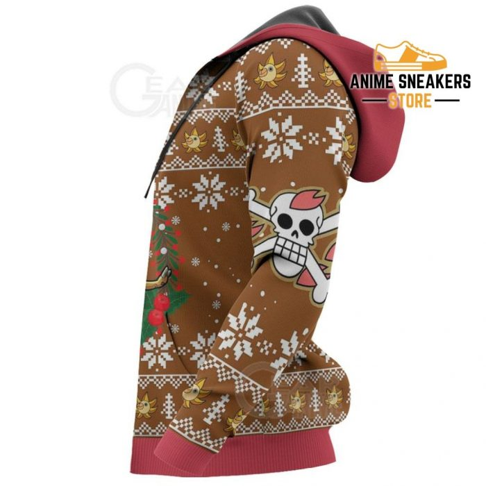 Happy Chopper Ugly Christmas Sweater One Piece Anime Xmas Gift Va10 All Over Printed Shirts