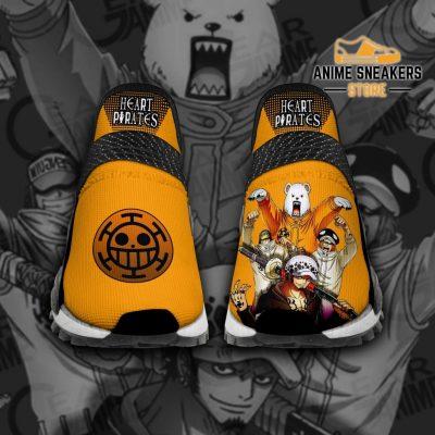 Heart Pirates Shoes One Piece Custom Anime Tt12 Men / Us6 Nmd