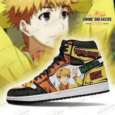 Hideyoshi Hide Sneakers Custom Tokyo Ghoul Anime Shoes Mn05 Jd