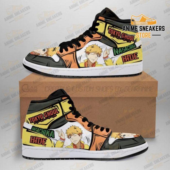 Hideyoshi Hide Sneakers Custom Tokyo Ghoul Anime Shoes Mn05 Men / Us6.5 Jd