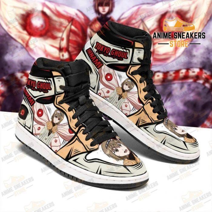Hinami Fueguchi Sneakers Custom Tokyo Ghoul Anime Shoes Mn05 Jd
