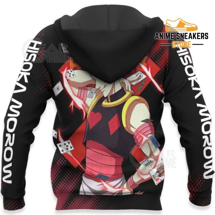 Hisoka Shirt Hunter X Custom Anime Hoodie Jacket All Over Printed Shirts