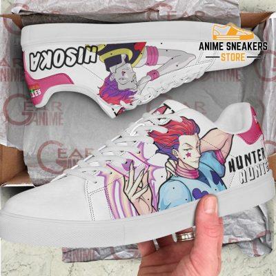 Hisoka Skate Shoes Hunter X Anime Pn11