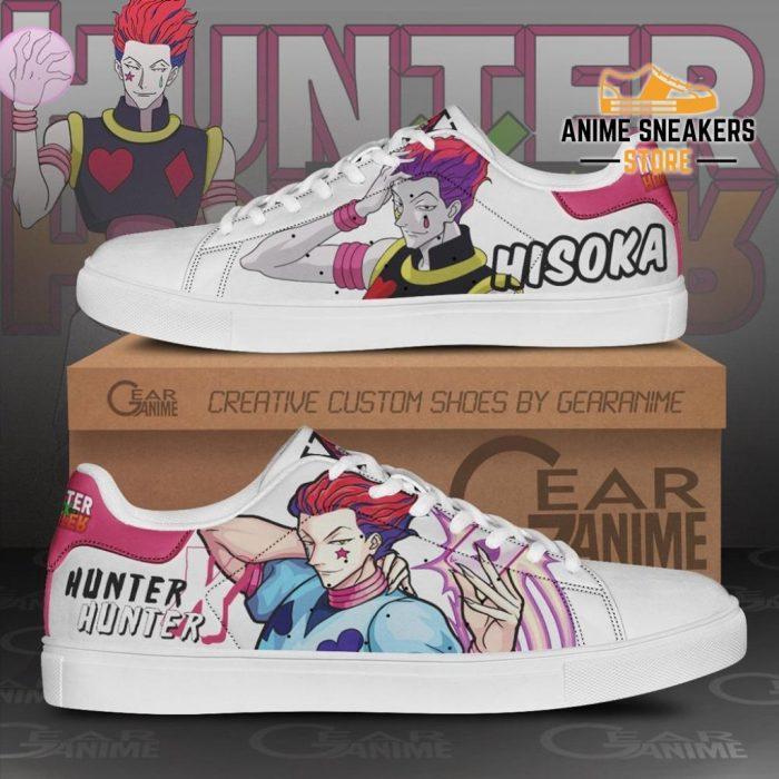 Hisoka Skate Shoes Hunter X Anime Pn11 Men / Us6