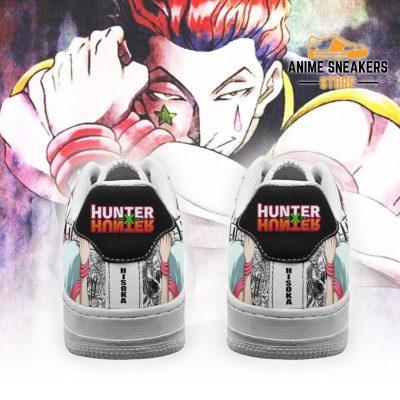Hisoka Sneakers Custom Hunter X Anime Shoes Fan Pt05 Air Force
