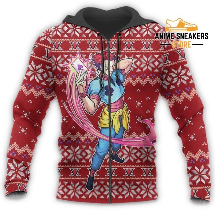 Hisoka Ugly Christmas Sweater Hunter X Xmas Gift All Over Printed Shirts