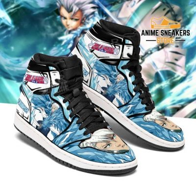 Hitsugaya Sneakers Bankai Bleach Anime Shoes Fan Gift Idea Mn05 Jd