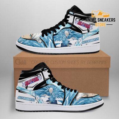 Hitsugaya Sneakers Bankai Bleach Anime Shoes Fan Gift Idea Mn05 Men / Us6.5 Jd