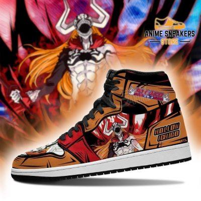 Hollow Demon Ichigo Sneakers Bleach Anime Shoes Fan Gift Idea Mn05 Jd