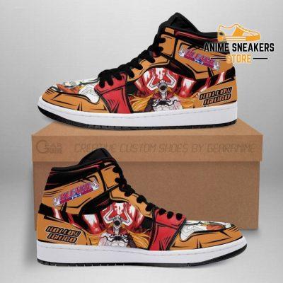 Hollow Demon Ichigo Sneakers Bleach Anime Shoes Fan Gift Idea Mn05 Men / Us6.5 Jd