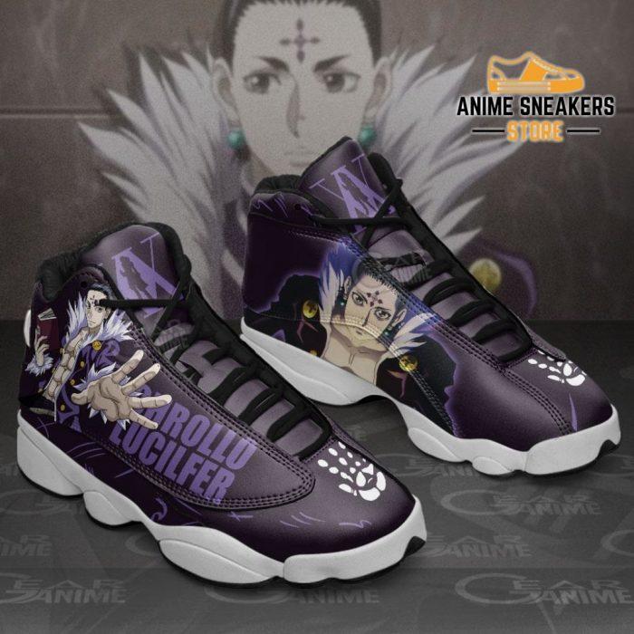 Chrollo Lucilfer Jd13 Sneakers Hunter X Custom Anime Shoes