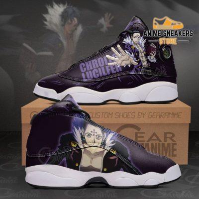 Chrollo Lucilfer Jd13 Sneakers Hunter X Custom Anime Shoes Men / Us6