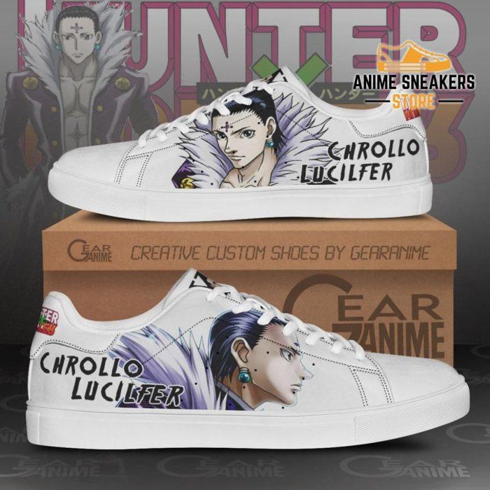Chrollo Lucilfer Skate Shoes Hunter X Anime Pn11 Men / Us6